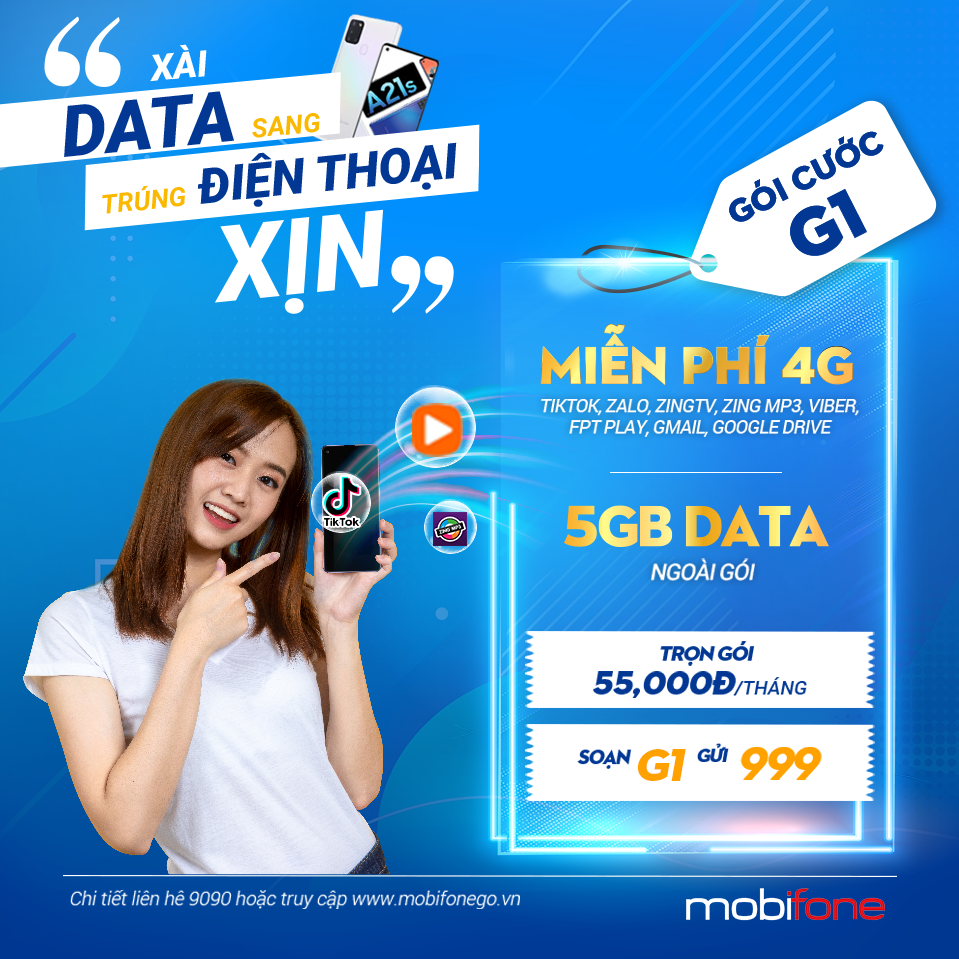 Anh Goi G1 mobifoneGo 1