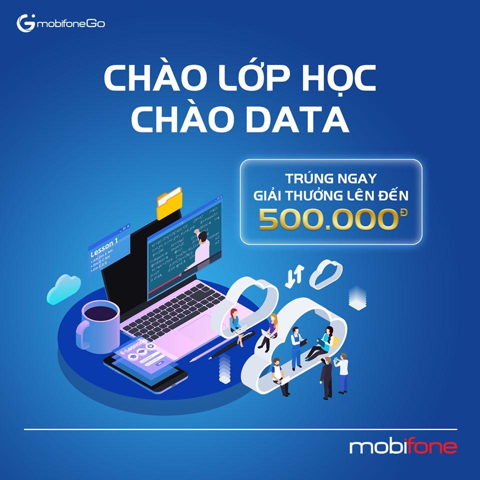 ĐĂNG KÝ DATA – NHẬN 500K